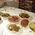 2004 東北十日遊的每一餐