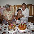 2008/11/09阿公74歲生日