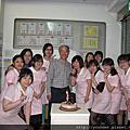 我們大聲祝郭醫師『生日快樂!』