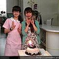5月壽星是雯萱和妍榛