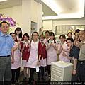 2014.05.025月份教育訓練---主講者哲毓醫師;雯萱妍榛生日快樂!