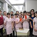7月教育訓練→請楊先生教導診所各種機器的維修保養+7月慶生活動
