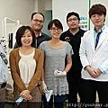 2014.11.12廠商協助診所新進醫師試用操作新進根管旋轉器械紀錄