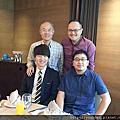 2015.01.25祐德牙醫診所於裕元花園酒店中餐廳舉辦尾牙。