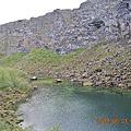 冰島-螺玄柱狀岩區與馬蹄峽谷