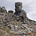 冰島-Dimmuborgir黑色古堡