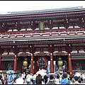 日本 東京 上野淺草寺