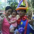 壽山動物園 小丑氣球