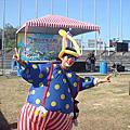 小丑照片給太平洋