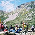 2006秋 雪山