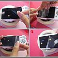 【嚴選名膜-手機包膜】Camara! Sony NEX-5N 不怕螢幕刮花花 抗刮包膜螢幕保護貼
