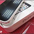 【嚴選名膜-手機包膜】iPhone5C 可愛俏麗♥全機包膜+開箱 ♥5C包膜&5C保護貼~