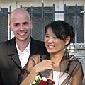 2009年9月26日-- 金光閃閃的結婚日