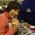 西班牙之旅--2008.02.01飛機上