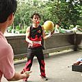 2008'5'25 街頭藝人考試