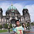 柏林一日逛逛- 從Potsdamer Platz開始  2014.7.5