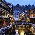 2016冬雪與溫泉之日本東北自助