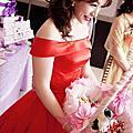 譽軒結婚 新秘 造型師 品華會館 新娘秘書