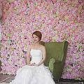 佩希 十週年婚紗造型