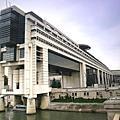 法國財經部的建築