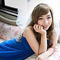Bride Alina  歐美自然系造型