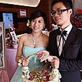 Bride Rebi  結婚午宴 富城閣