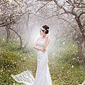 Bride Wendy 個人婚紗