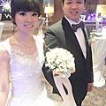 Bride Jenndy W Hotel