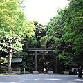 20120519代々木散策ー明治神宮