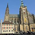 布拉格城堡區