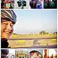 《歲次2015乙未年第二季搖滾宮主心靈環保祈福單車環台巡香之旅》
