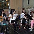 金曲獎慶功照&7.11環球新生夏令營演唱會