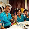 於土庫參加105年第二季團務會議