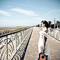 夏日海邊-Tina外拍