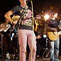 20121229 Spoon de Chop沖縄島唄表演「再見&感謝2012 遊び庭ASHIBINAA2012」
