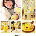 日本 關西大阪 蛋黃哥咖啡 HEP FIVE店