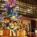 日本 東急集團東急百貨X迪士尼 2016聖誕燈飾