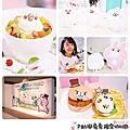 日本 池袋Sunshine City Kanahei卡娜赫拉 兔兔與P助 特別展覽期間限定餐廳