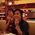 台北受訓完聚餐