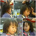 第一次燙髮