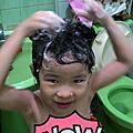花王兒童泡泡洗髮精