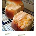 山型薯丁白麵包