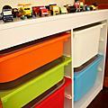 卡拉Color雙排收納櫃