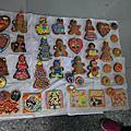 20131224聖誕薑餅糖霜畫