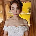 姵璇|婚紗造型實作