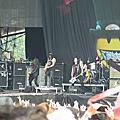 Slash演唱會in Hellfest