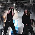 Ne Obliviscaris演唱會in Hellfest