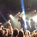 Dark Tranquillity演唱會in Brno