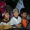 2009年12月25日哲哲幼稚園聖誕晚會