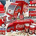 【生活】可口可樂貨車禮盒
